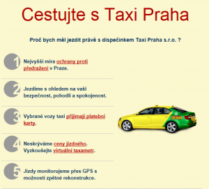 taxi-praha-vyhody