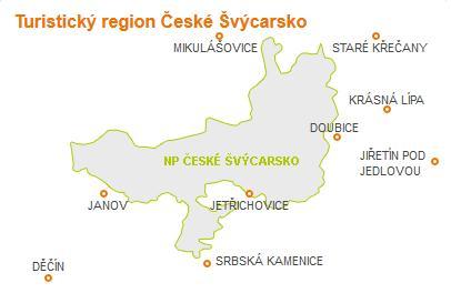 Turistický region České Švýcarsko