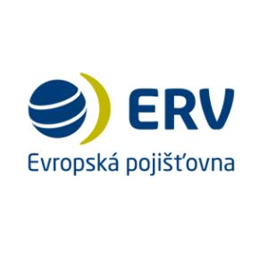 ERV pojišťovna logo