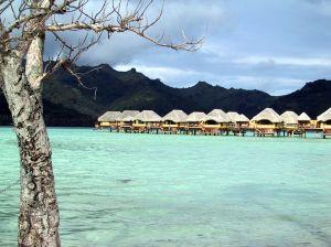 Ostrov Bora Bora, Francouzská Polynésie