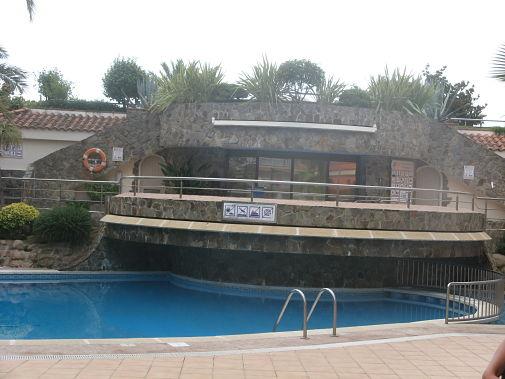 Bazény hotelu MontePlaya, Malgrat de Mar, Španělsko