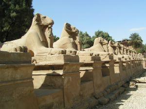 Chrámový komplex v Karnaku