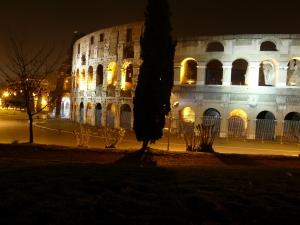 Koloseum v Itálii