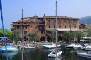 Přístav Lago Di Garda