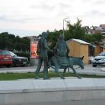 Sochy v Primoštenu