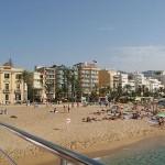 Pobřeží - Španělsko